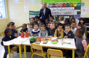 école maternelle Marie Stuart d'Orléans