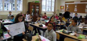 Ecole élémentaire Olympia Cormier d'Orléans